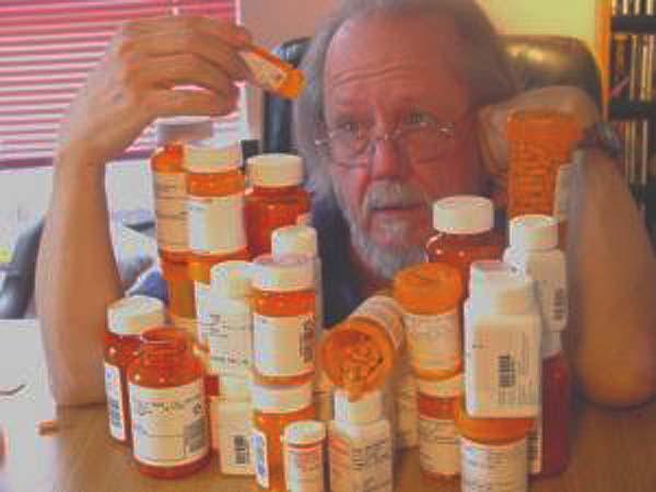 Elderly and prescription drugs