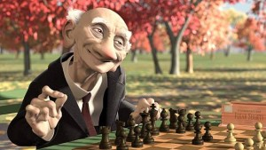 Games To Play With The Elderly - Chess