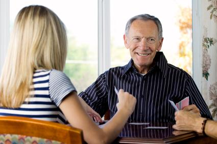 Games To Play With The Elderly - Cards