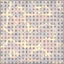 Word Search for Seniors – AQUATIC ANIMALS Puzzle