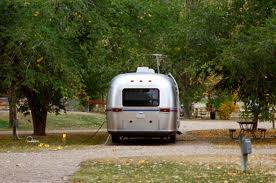 Activities for the elderly at an RV Camp