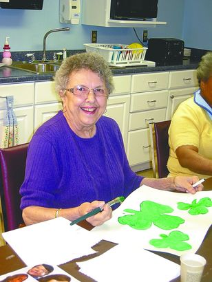Arts and crafts for seniors with dementia activities for for Arts and crafts for seniors