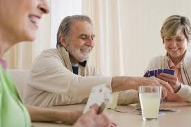 Easy Card Games For Elderly As Activities For Seniors