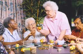 therapeutic recreation activities for seniors