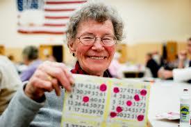 Activities for seniors: Bingo