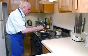 Activities For Seniors - Cooking