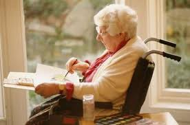 Activities For Seniors - Painting