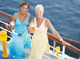 Activities For Seniors: Cruising