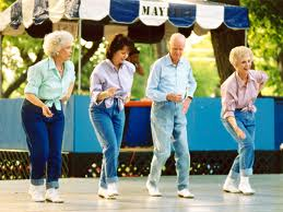 Activities For Seniors - How to Dress for Line Dancing