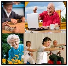 Making Collages As Activities For Seniors