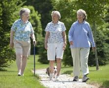 Activities For Seniors - Walking Games
