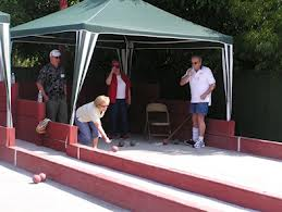 Activities For Seniors - Bocce Ball A Great Picnic Game