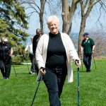 Health Benefits of Walking Poles for Seniors