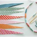 Making a Paper Bead Necklace | Crafts For Seniors