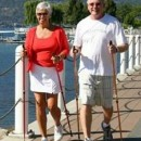 Walking Poles for Hiking Seniors