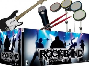 Rock Band - Wii Games For Seniors