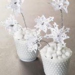 Winter Craft For Seniors – Snowflake Crafts