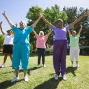 Exercise-to-Music Routines for Seniors