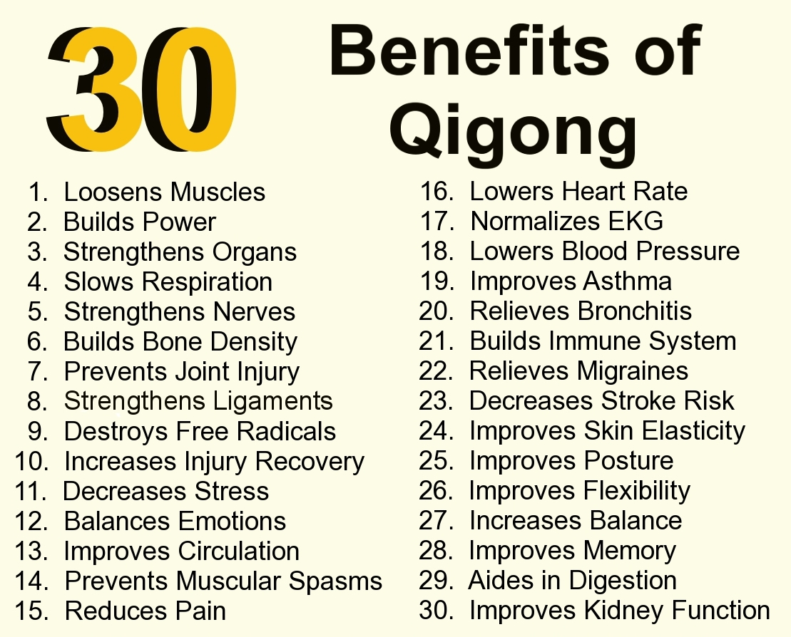 Exercises For Seniors: Qigong Exercises For Seniors