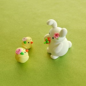 Easy Easter Crafts - Polymer Clay