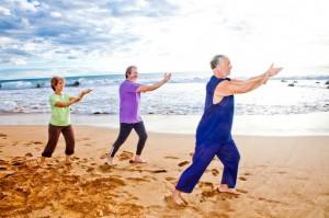 low impact exercises for seniors