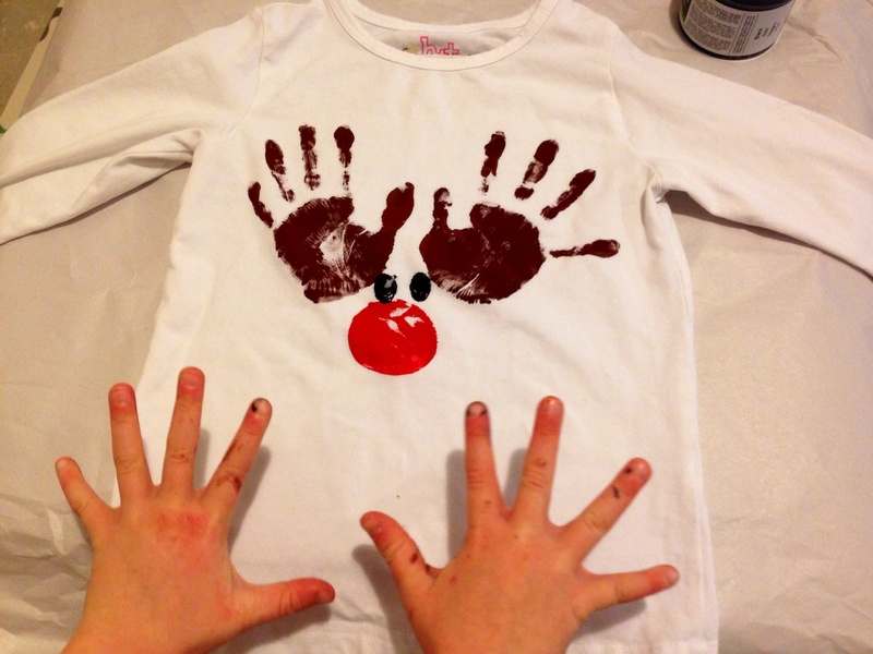 Christmas T Shirts For Toddlers