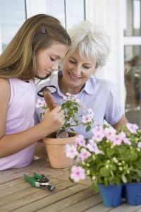 intergenerational activities