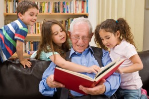 intergenerational activities