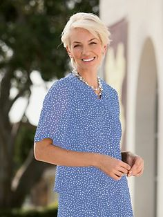Why to Choose Online Stores for Clothing for Elderly Women